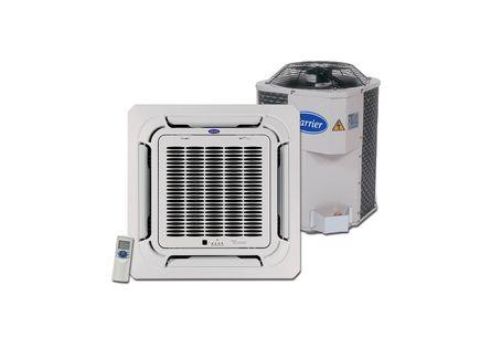 Ar-Condicionado-Split-Inverter-Cassete-Carrier-33.000-BTU-h-Frio-40KVCA36C5-Conjunto