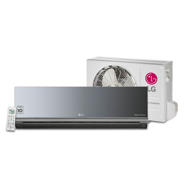 Ar-Condicionado-Split-Inverter-LG-Artcool-12.000-BTU-h-Quente-e-Frio-Conjunto