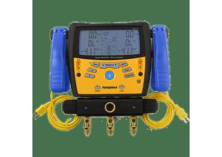 Manifold-Digital-Fieldpiece-3-Vias-e-Vacuometro-