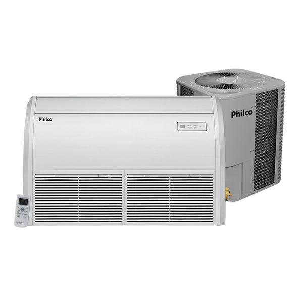 Ar-Condicionado-Split-Piso-Teto-Philco-57.000-BTU-h-Frio-Trifasico-PAC60000PFM5--Conjunto