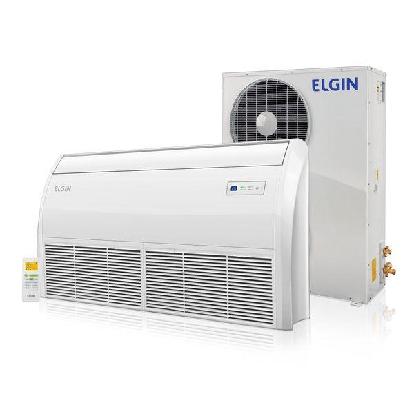 Ar-Condicionado-Split-Piso-Teto-Elgin-Eco-60.000-BTU-h-Frio-PEFI60B2NC-Trifasico-Conjunto