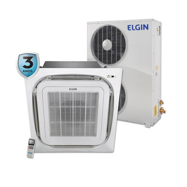 Ar-Condicionado-Split-Cassete-Elgin-Atualle-Eco-60.000-BTU-h-Frio-Trifasico-KTFI60B2IC---380-Volts-