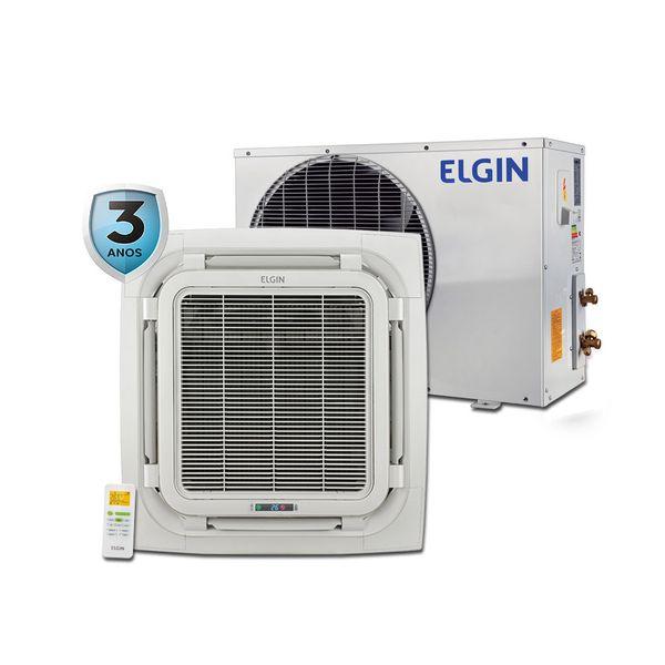 Ar-Condicionado-Split-Cassete-Elgin-Eco-24.000-BTU-h-Quente-e-Frio-KEQI24B2NB-–-220-volts