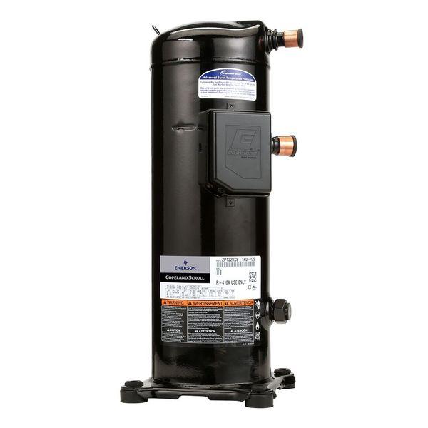 Compressor-Scroll-Copeland-10-TR-Ar-Condicionado-Trifasico-ZP122KCETF5550