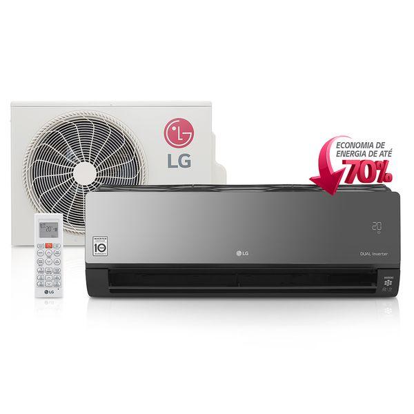 Ar-Condicionado-Split-Dual-Inverter-Artcool-LG-18.000-BTU-h-Quente-e-Frio---220-volts