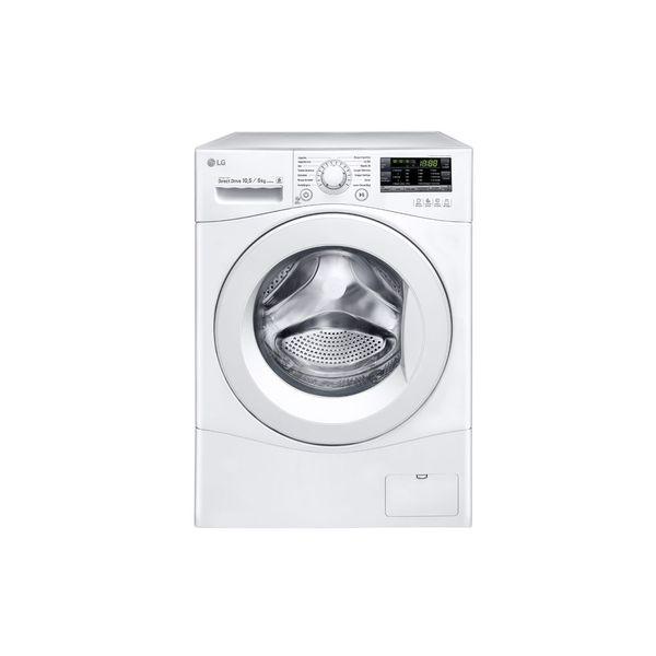 Lava-e-Seca-LG-Prime-Direct-105-kg-Branca-WD10WP6A-