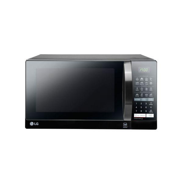 Micro-ondas-LG-Solo-Easy-Clean-30-Litros-Preto-MS3057Q-