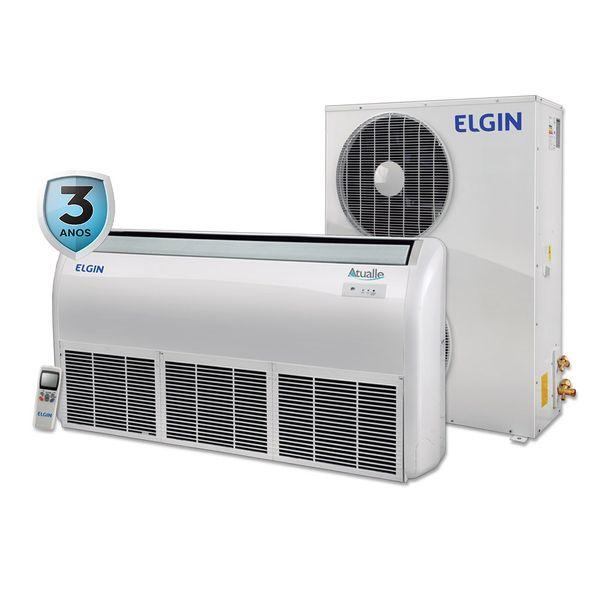 Ar-Condicionado-Split-Piso-Teto-Elgin-Atualle-Eco-48.000-BTU-h-Quente-e-Frio-PTQI48B2IC-Trifasico