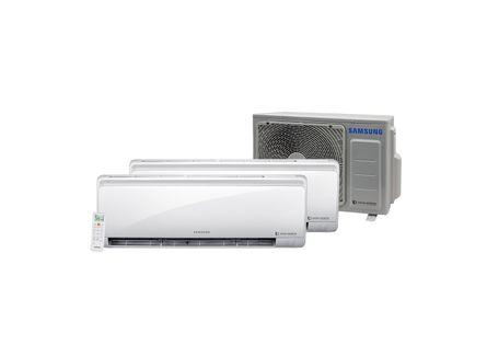 Ar-Condicionado-Multi-Split-Inverter-Samsung-1x9.000-e-1x12.000-BTU-h-Quente-e-Frio