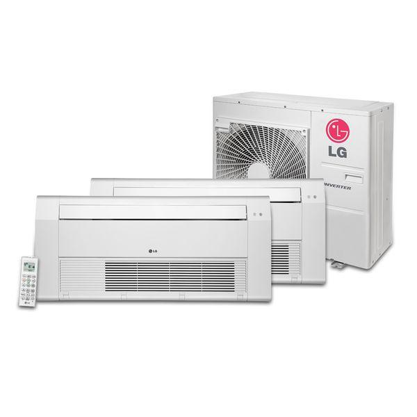 Ar-Condicionado-Multi-Split-Inverter-LG-Cassete-1-via-2x18.000-BTU-h-Quente-Frio---220-Volts