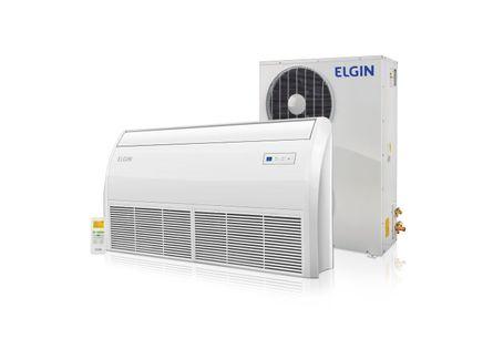 Ar-Condicionado-Split-Piso-Teto-Elgin-Eco-80.000-BTU-h-Frio-PEFI80B2NC-Trifasico---220-Volts