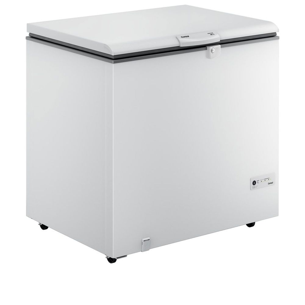 Freezer Horizontal Branco da Consul.