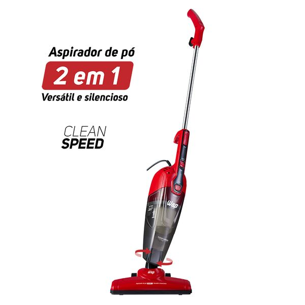 Aspirador-de-po-Vertical-WAP-Clean-Speed-2-em-1-–-220-Volts-