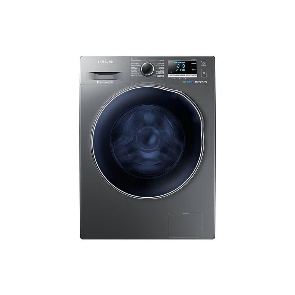 Máquina de Lavar e secar da Samsung.