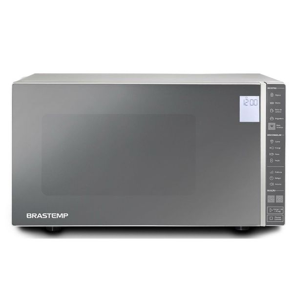 Micro-ondas-Brastemp-Inox-32-Litros-BMS45CRBNA-–-220-Volts