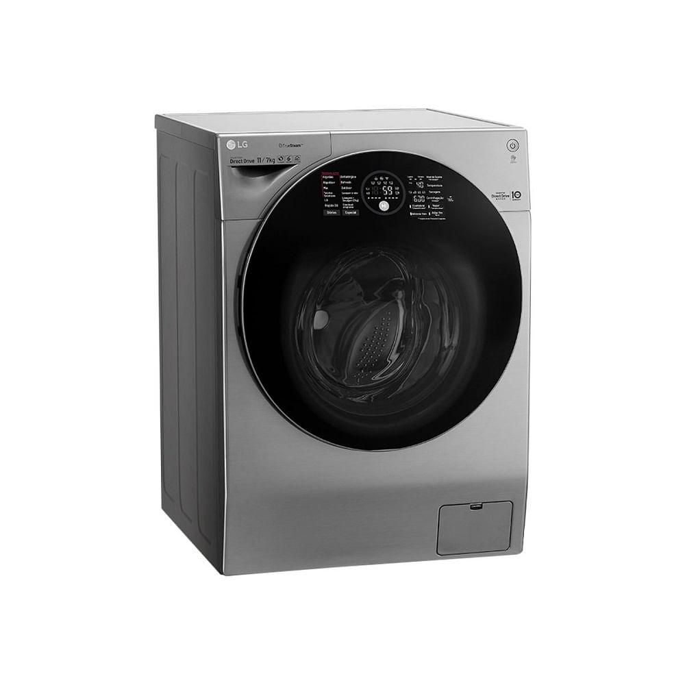 Máquina de Lavar e secar da marca Lg.