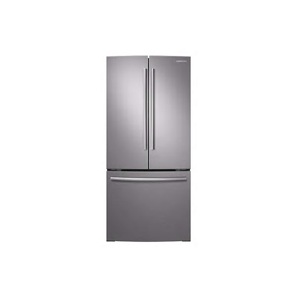 Refrigerador-Samsung-French-Door-547-Litros-Inox-Look-RF220-–-127-Volts