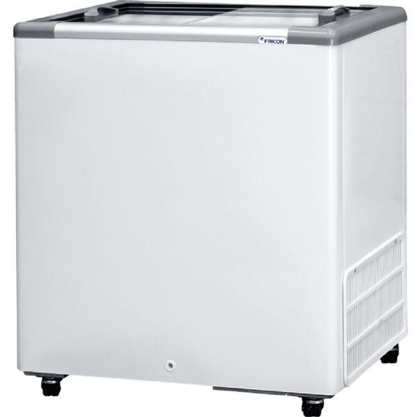 Freezer-Horizontal-Fricon-Tampa-de-Vidro-HCEB-216-V-–-127-volts