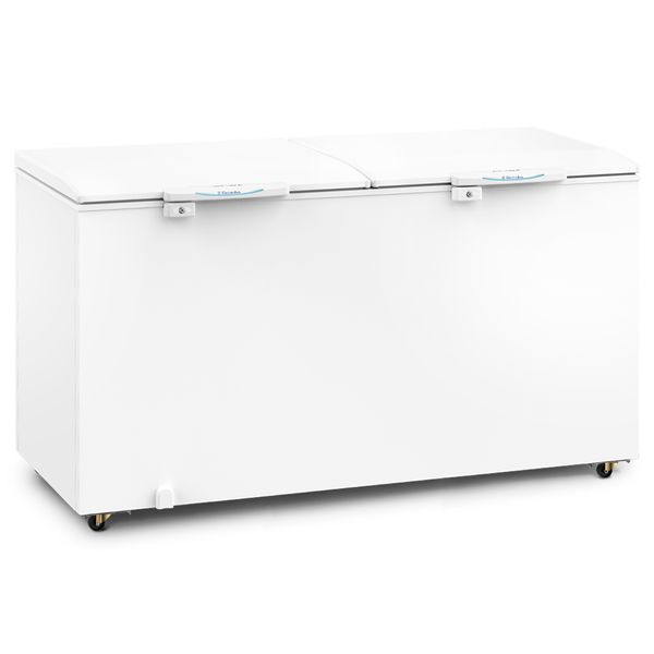 Freezer-Horizontal-Duas-Portas-Cycle-Defrost-477L-H500-–-127-Volts