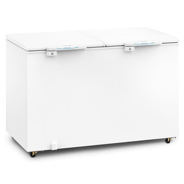 Freezer-Horizontal-Duas-Portas-Cycle-Defrost-385L-H400-–-220-Volts