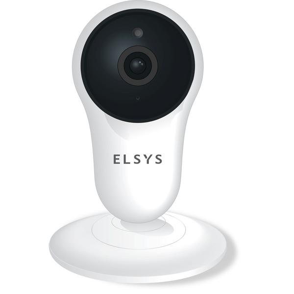 Camera-de-Seguranca-Elsys-Wi-fi-HD-com-Infravermelho-WY2---Bivolt-