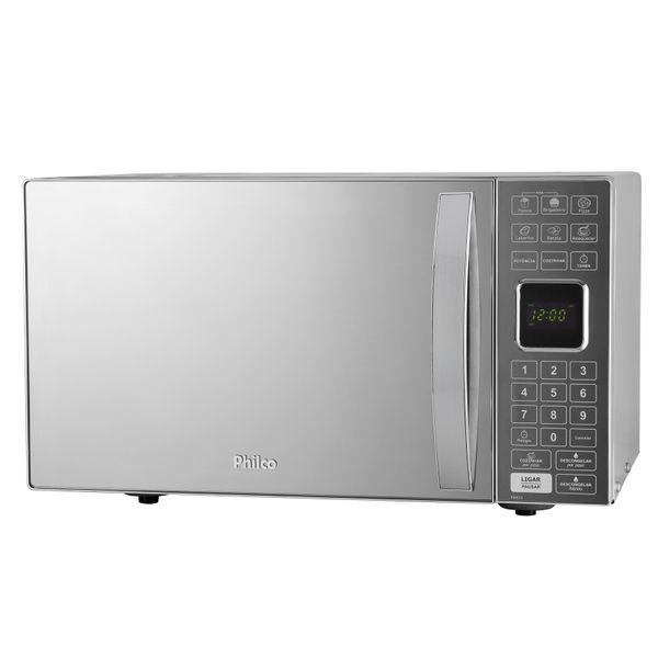 Micro-ondas-Philco-Prata-25-Litros-PME25-–-127-Volts