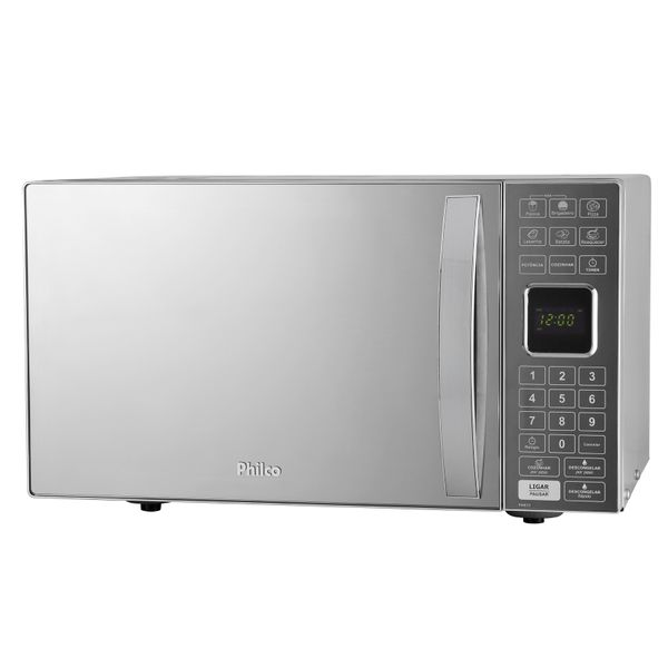 Micro-ondas-Philco-Prata-25-Litros-PME25-–-220-Volts