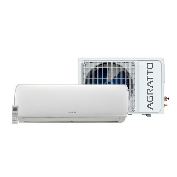 Ar Condicionado Split Agratto Bio Inverter 24.000 BTU/h Frio DCS24F 220volts