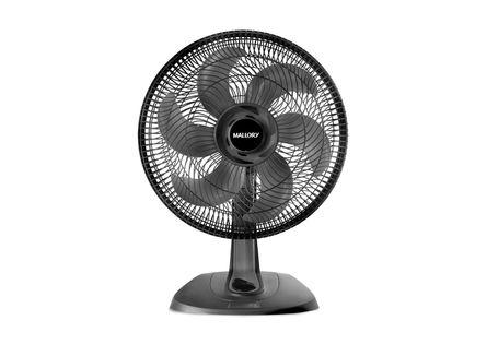 Ventilador-de-Mesa-Mallory-TS40--Preto-–-220-Volts