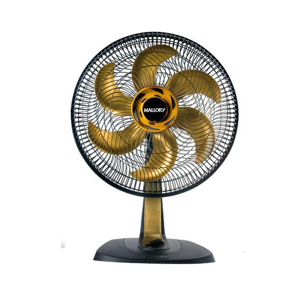 Ventilador-de-Mesa-Mallory-TS40--Gold-–-220-Volts