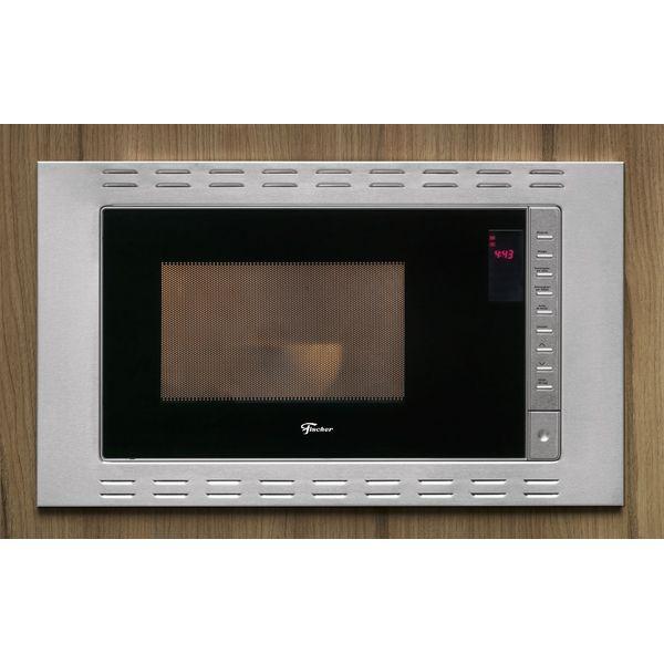 Micro-ondas-de-Embutir-Fischer-Fit-Line-25L-Inox-–-220-Volts