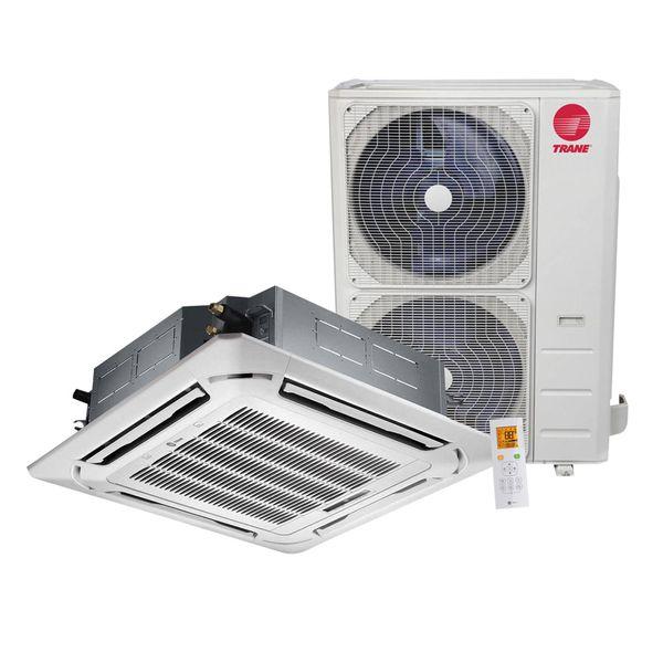Ar-Condicionado-Split-Cassete-Trane-60.000-BTU-h-Frio-Trifasico---220-Volts