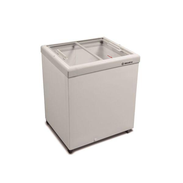 Freezer-Para-Sorvete-Horizontal-2-Tampas-de-Vidro-213L-HF20S---127-volts