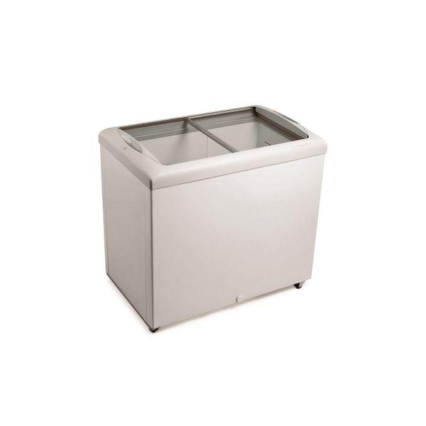 Freezer-Para-Sorvete-Horizontal-2-Tampas-de-Vidro-303L-HF30S-–-220-volts