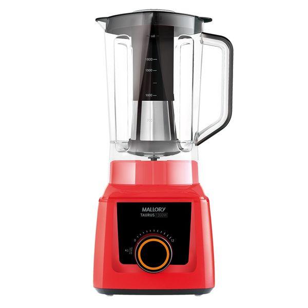 Liquidificador-Mallory-Taurus-Vermelho-–-220-Volts