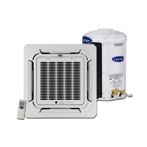 Ar-Condicionado-Split-Inverter-Cassete-Carrier-49.000-BTU-h-Frio-40KVCA48C5---220-Volts