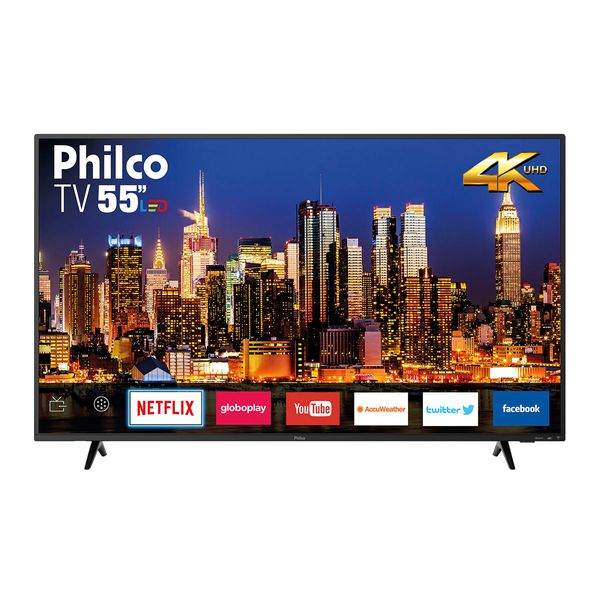 "Smart-TV-Philco-Led-4K-55""-PTV55F62SN-–-Bivolt"
