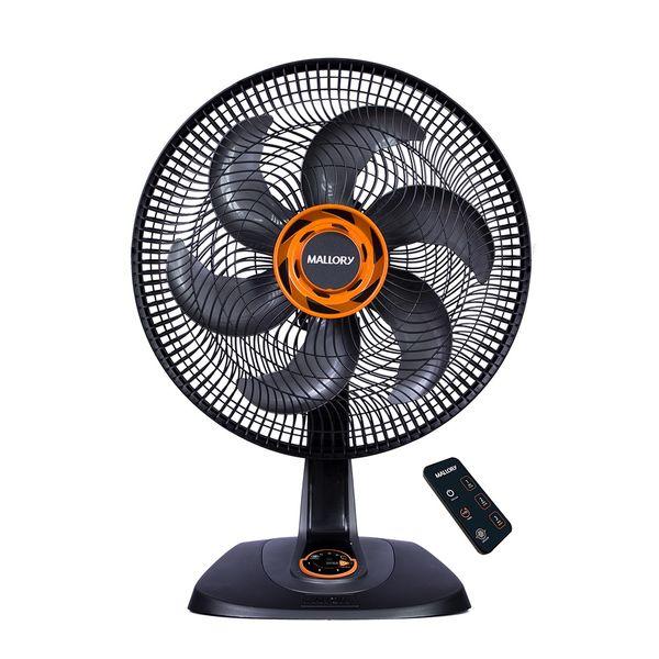 Ventilador-de-Mesa-Mallory-Total-Control-Preto-–-220-Volts