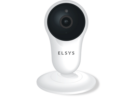 Camera-de-Seguranca-Elsys-Wi-fi-HD-com-Infravermelho-WY2---BivoltCamera-de-Seguranca-Elsys-Wi-fi-HD-com-Infravermelho-WY2---Bivolt