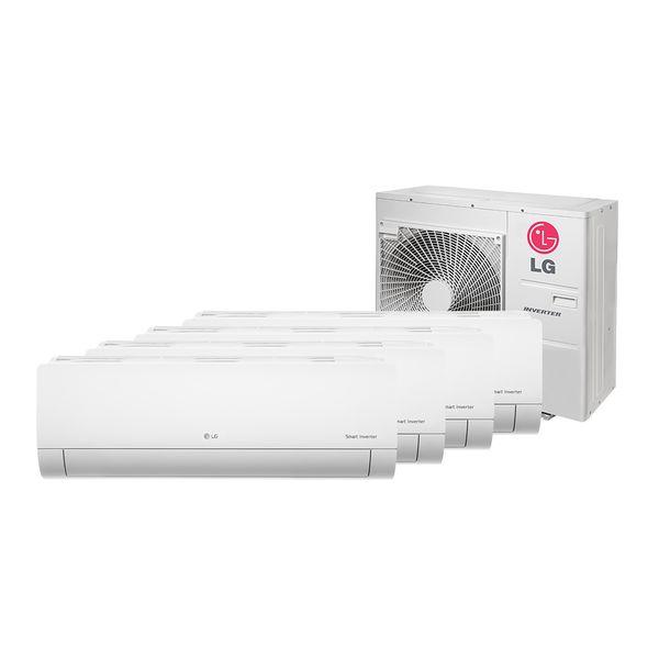 Ar-Condicionado-Multi-Split-Inverter-LG-3x12.000-e-1x18.000-BTU-h-Quente-Frio-–-220-Volts