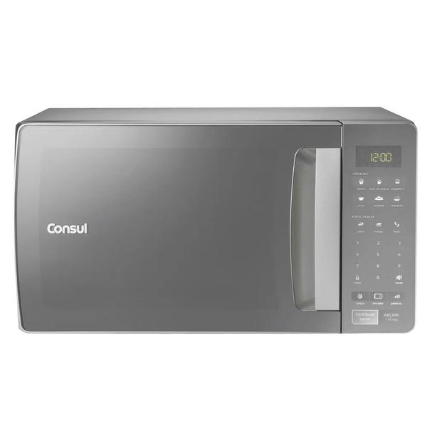 Micro-ondas-Consul-32-Litros-Inox-Espelhado-com-Funcao-Descongelar-CMS45AR-–-127-Volts