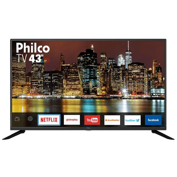 Smart-TV-Philco-LED-43--PTV43G50SN-–-Bivolt-