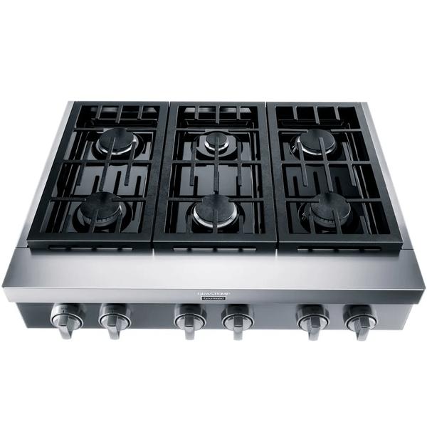 Cooktop-de-Embutir-Semiprofissional-Brastemp-Gourmand-6-Bocas-Inox-com-Chamas-de-Alta-Potencia-e-Simmer-BDR90AR-–-127-volts