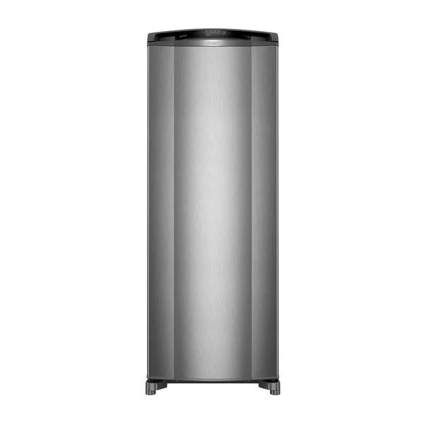 Refrigerador-Consul-Frost-Free-342-litros-Inox-com-Gavetao-Hortifruti-CRB39AK-–-220-volts-