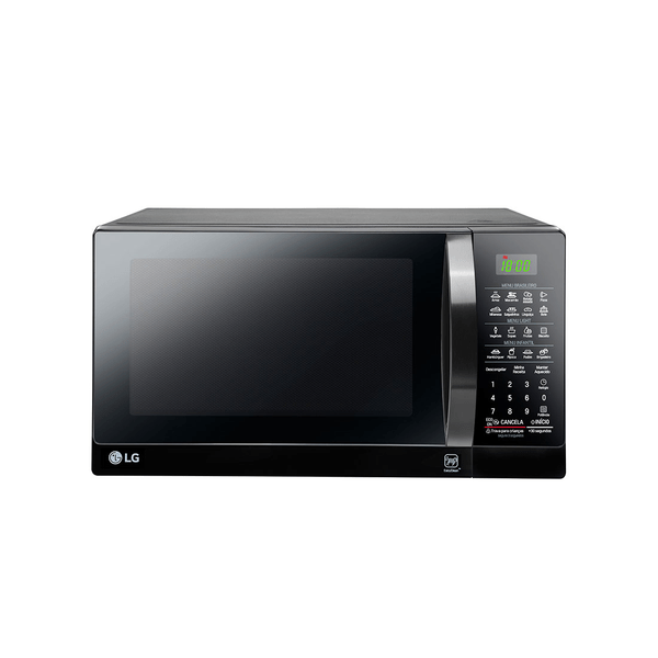 Micro-ondas-LG-30-Litros-Preto-com-Revestimento-EasyClean-MS3097AR-–-220-Volts-