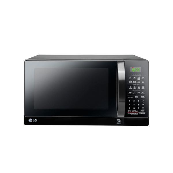 Micro-ondas-LG-30-Litros-Preto-com-Revestimento-EasyClean-MS3097AR-–-127-Volts