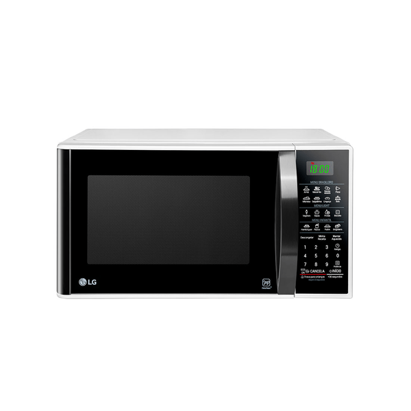 Micro-ondas-LG-30-Litros-Branco-com-Revestimento-EasyClean-MS3091BC-–-127-Volts-
