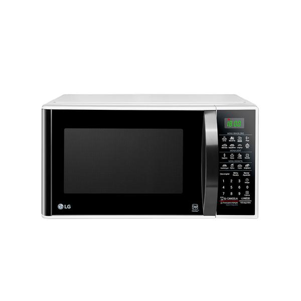 Micro-ondas-LG-30-Litros-Branco-com-Revestimento-EasyClean-MS3091BC-–-220-Volts-
