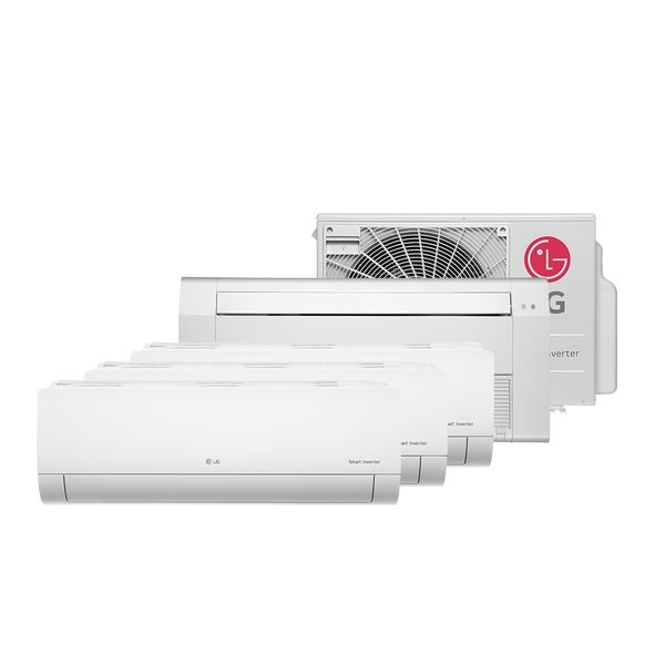 Ar-Condicionado-Multi-Split-Inverter-LG-3x9.000-e-Cassete-1-Via-1x18.000-Btu-h-Quente-e-Frio-–-220-Volts