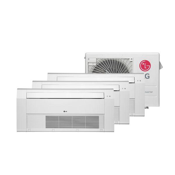 Ar-Condicionado-Multi-Split-Cassete-1-Via-Inverter-LG-2x9.000-e-1x18.000-Btu-h-Quente-e-Frio-–-220-Volts